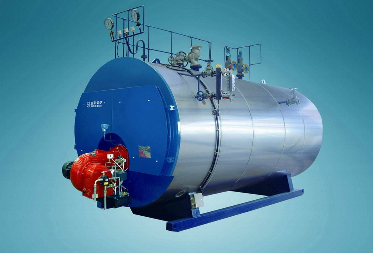 1~8 ton/h steam boiler - Guangzhou Devotion Thermal Facility Co.,Ltd