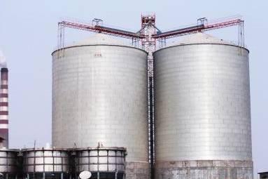 Large Outdoor Storage Tank