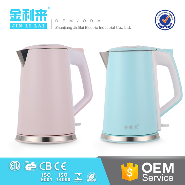1500w stainless steel electric kettle 220v electric kettle