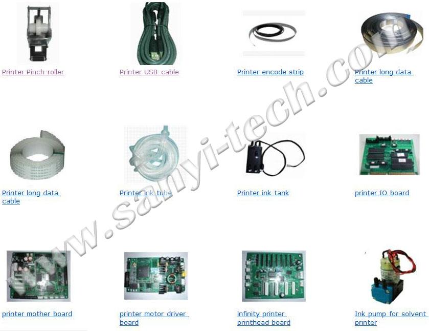 Printer Parts Infiniti Ink Supply Board Printer Parts