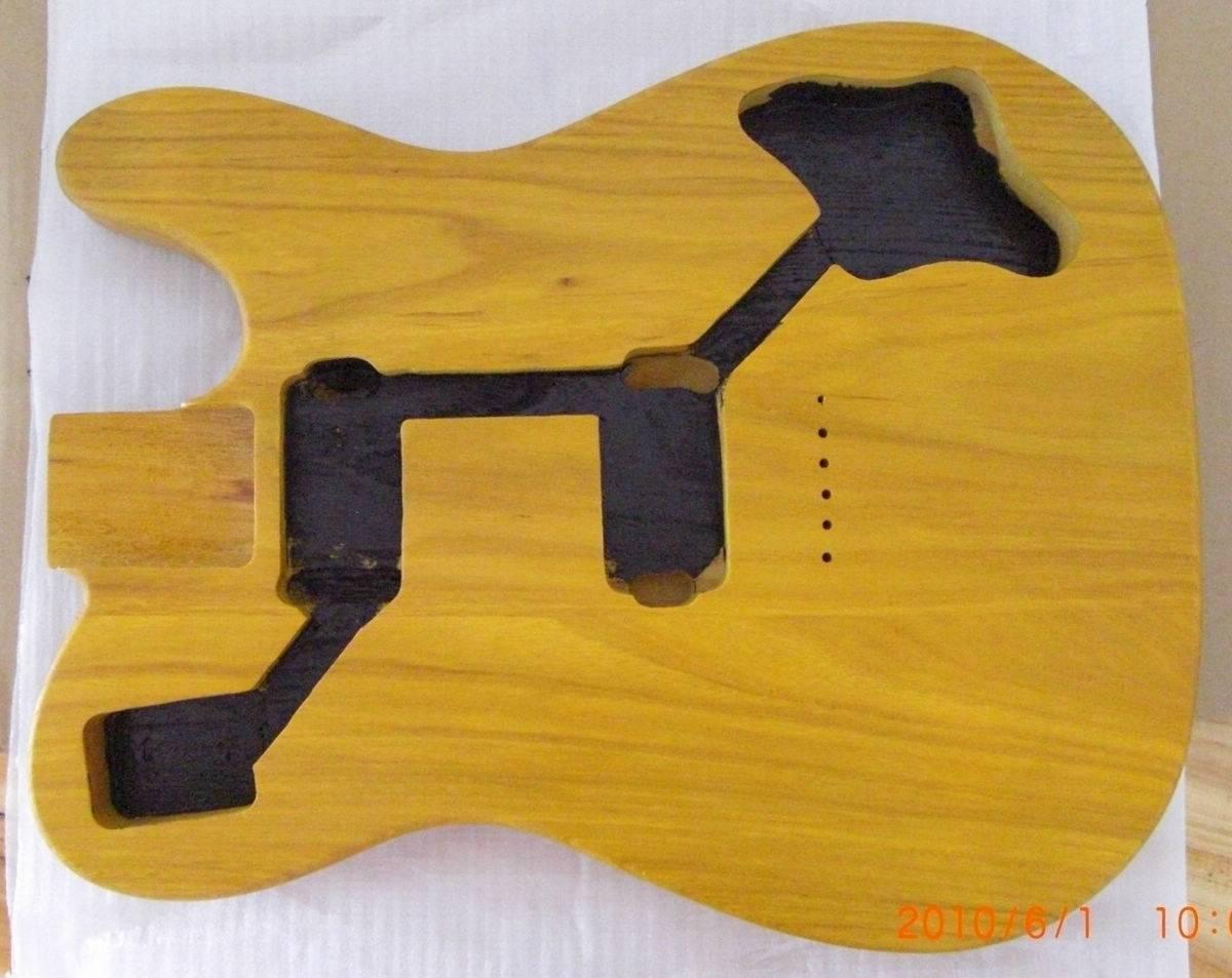 Tele guitar body