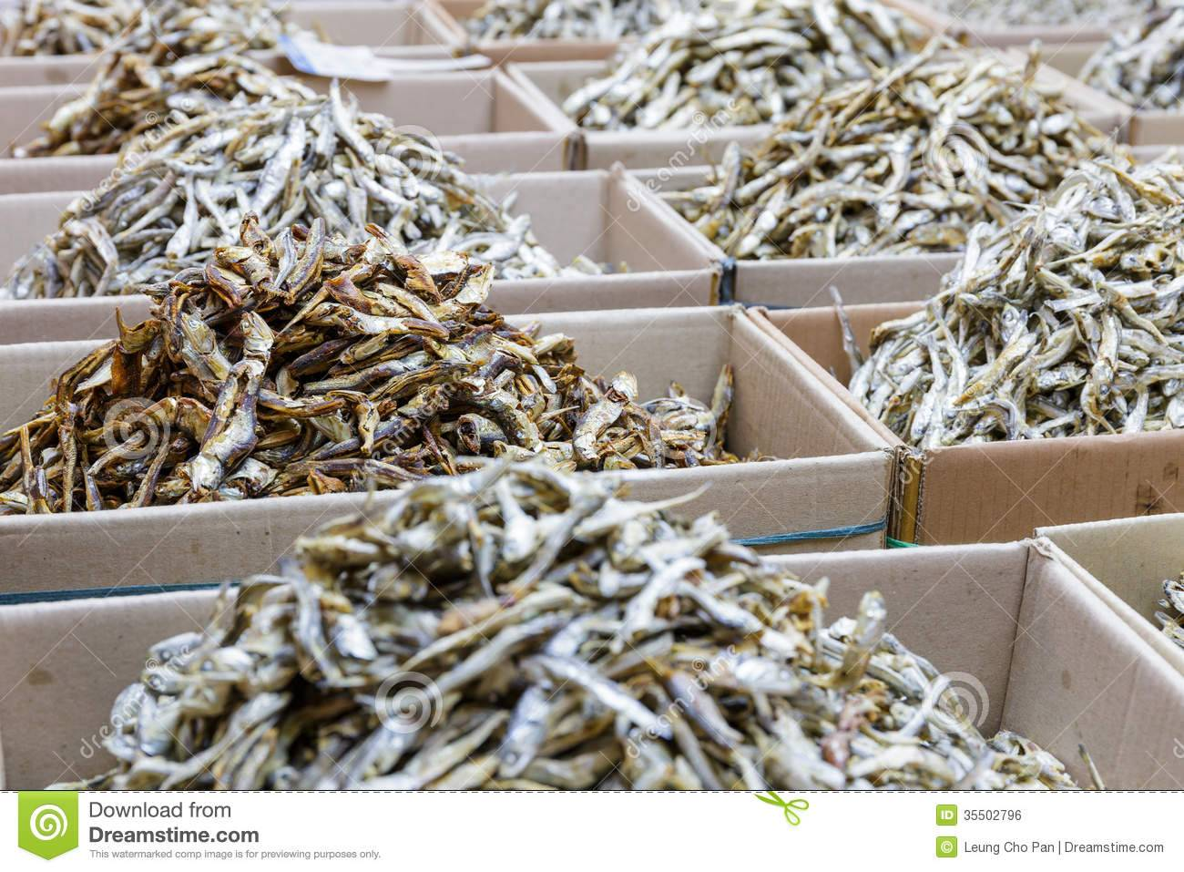 DRIED ANCHOVY / SPRATTS