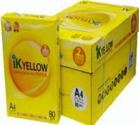 IK Yellow Copy Paper