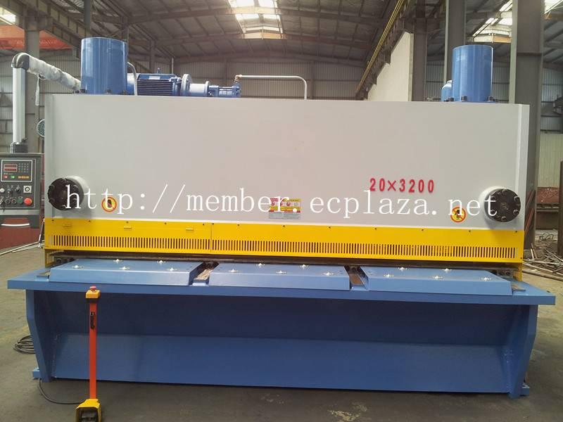 shearing machineQC11Y-20X3200