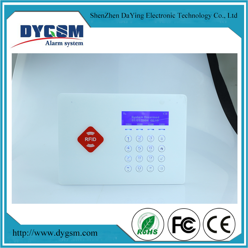 High-End Wireless Home Anti-Theft Alarm System Gsm Home Alarm