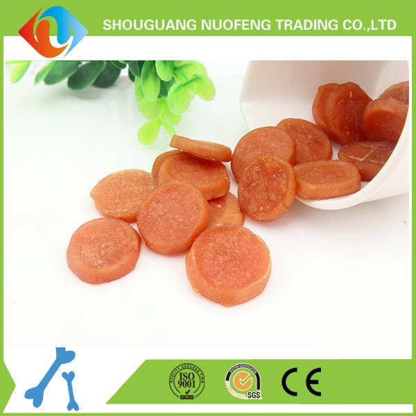 Dry Pet Food 100% Natural Chicken ring dog