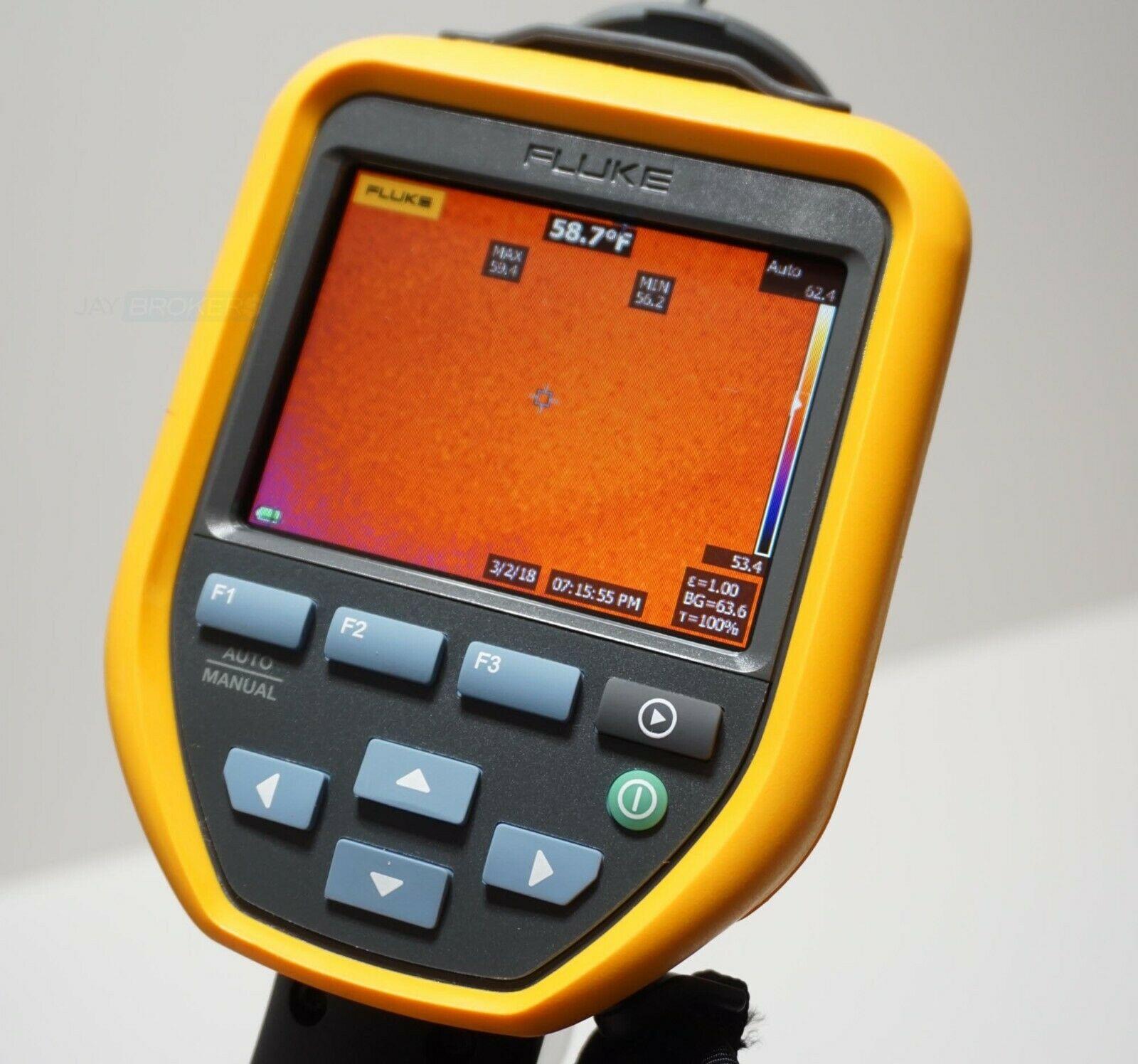 Fluke TIS45 Infrared Camera Thermal Imager