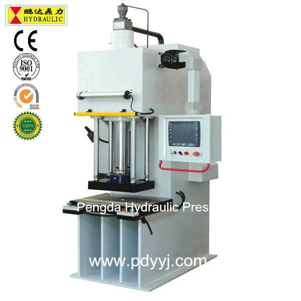 Pengda special single column hydraulic press machine