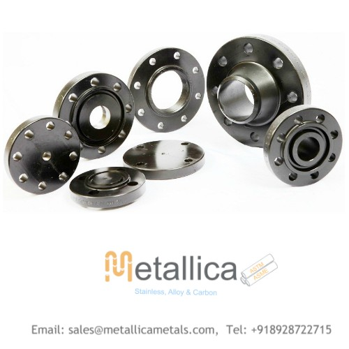 Alloy Steel Flange Manufacturers in India - F5, F9, F11, F22 Flanges