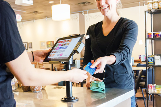 Point Of Sale Software Systems Send SMS