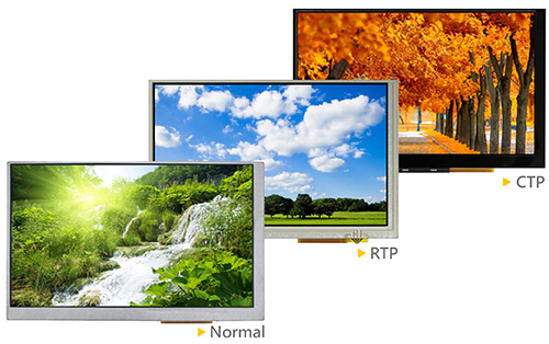 Standard TFT LCD Modules