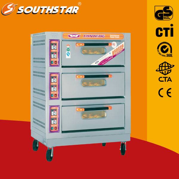 Common electric oven with 6 trays from SOUTHSTAR  factory high quality