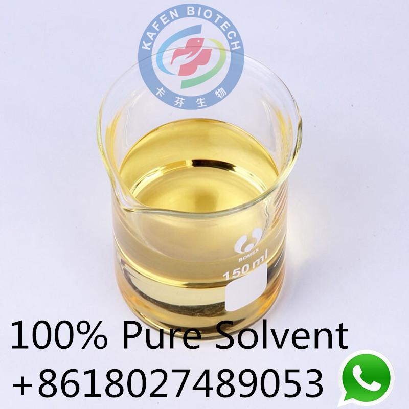 99.5% High Purity Orangic Solvent Benzyl Alcohol / BA Making Solution 100-51-6