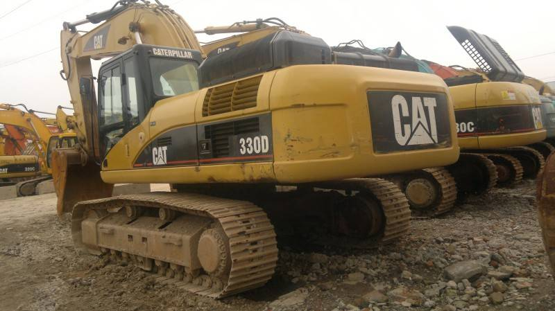 used crawl excavator cat330D