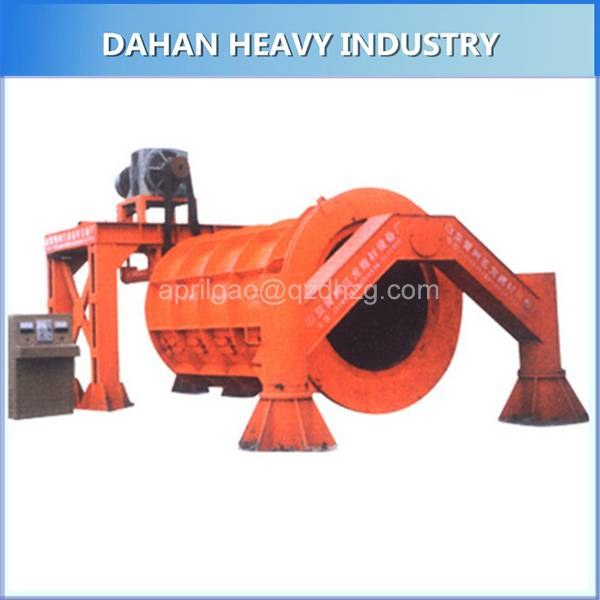 Concrete tube making machine/cement pipe forming machine-factory price