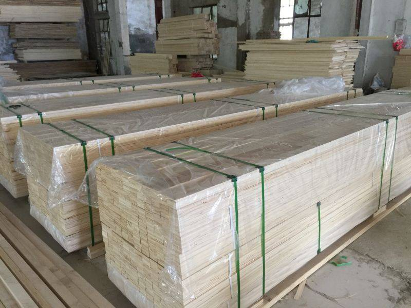 Wada core grade Poplar and Eucalyptus LVL wood