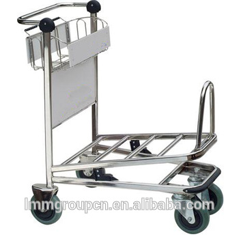 airport luggage trolley manufacturers supplier wholesale