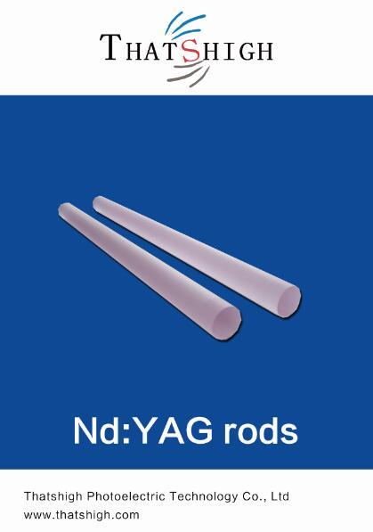 Nd:YAG Rods