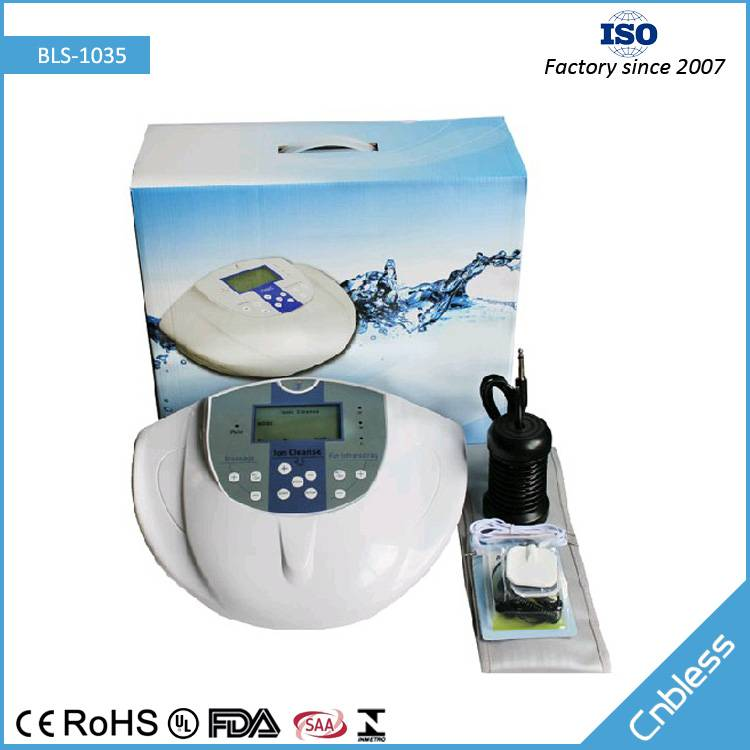 Dual Person Use Foot Detox Machine BLS-1036