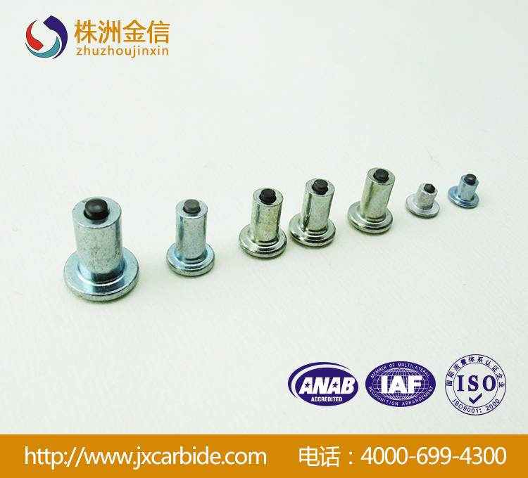 JX9-12-1 Cemented Carbide Antiskid Tire Nails Car Tire Studs