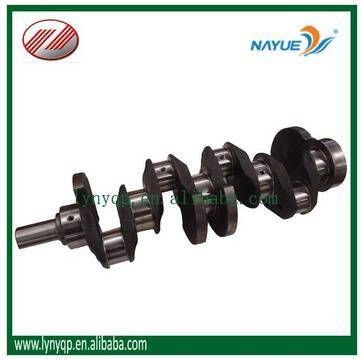 YUEJIN Diesel Engine Crankshaft for YN490QB NJ1028