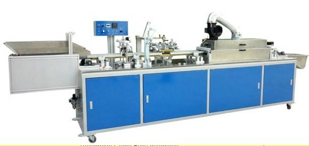 Single Color Automatic Screen Printing Machine for Pen