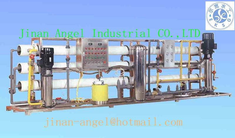 6T RO water treatment equipment for high quality dringking water
