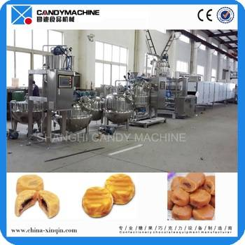 New type toffee candy making machine