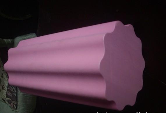 Foam roller(25 degrees gear )