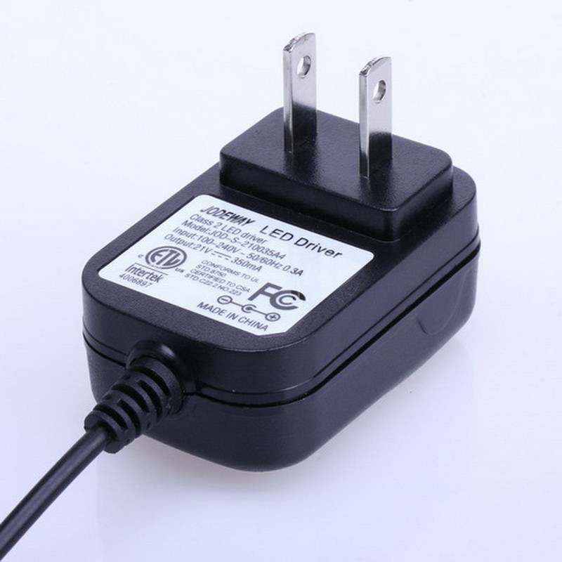 AC100V-240V to DC 5V 1.5A UL Plug Power Supply Adapter Wall Charger DC 5.5mm x 2.1mm 1500mA with EN6