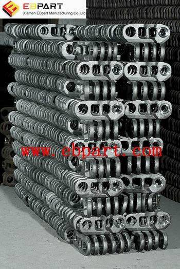 Track chain(Track link assembly)