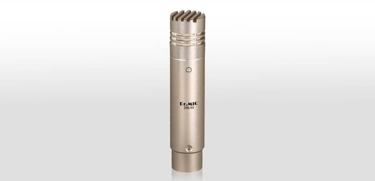 DR.MIC Pure Condenser Small Diaphragm Recording Microphone DR-10
