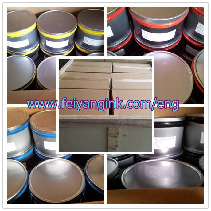 Dye sublimation ink for lithography FLYING FO-SR