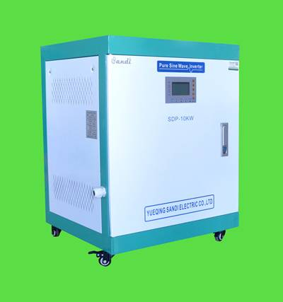 10KW single phase output type off grid solar inverter(pure sine wave inverter) with high efficiency