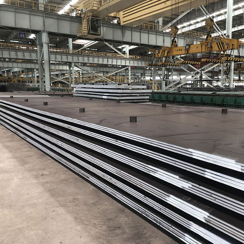 API 5L PSL2 steel for use in pipeline of petroleum and natural gas industries