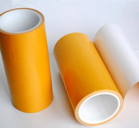 Acrylic Adhesive Brown Glassine Liner Tesa 4970 Equivalent White Double Sided PVC tape