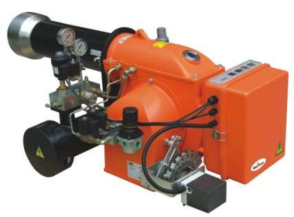 M-250GHS/M dual fuel burner heavy oil / gas burner with high quality