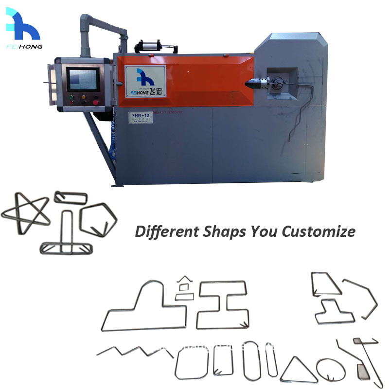 Stirrup bending machines