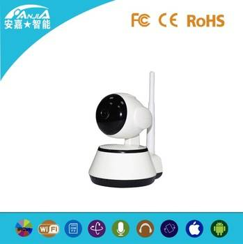 H.264 1/4 Sensor 720P Network Cctv WIFI IP Megapixel HD Wireless Digital Security wifi IP camera Nig