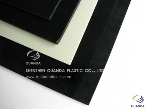 Lasen HDPE high density PE sheet and rod