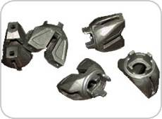 Construction casting parts