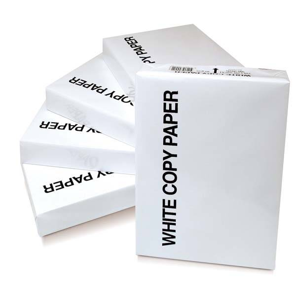 OEM neutral A4 copy paper 80g. 500 sheets
