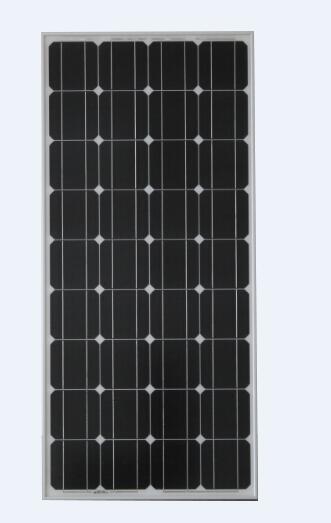 mono-crystalline solar system 150W