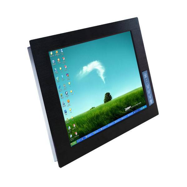 15 inches lcd Touch panel display IEC-615
