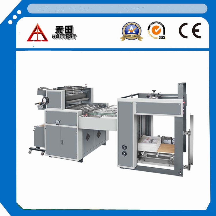 FMS-Z1100 Automatic water based glue cold laminating machine