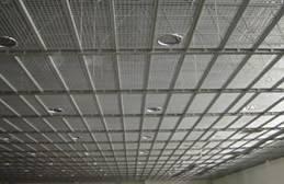 Grating Ceiling