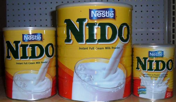 Nestle Nido , Nido Kinder 1+ Red/White Cap Instant