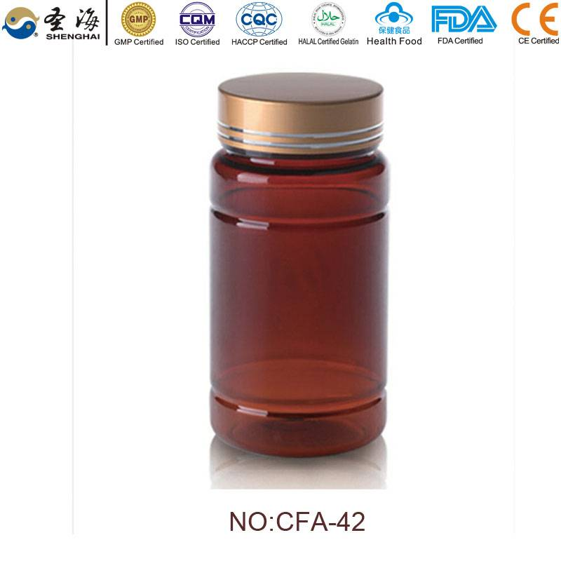 175ml Factory Direct Sale PET Bottle for Health-care Products Pill Food