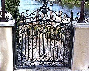 Cast iron Decoration