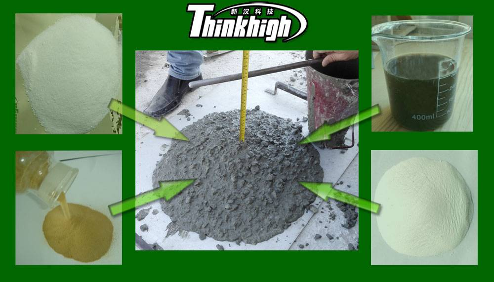 best concrete workability problems solver-polycarboxylate water reducer of Thinkhigh China.